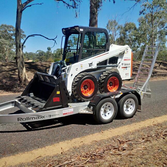 OnTrak Rentals | New - Bobcat S450 Skid Steer Loader